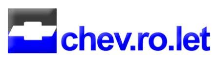 chevrolet web 2.0