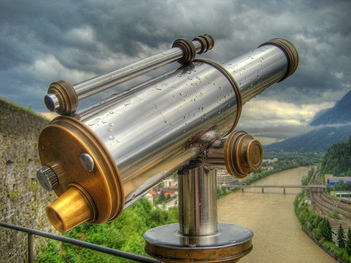 Myst telescope by Brapke