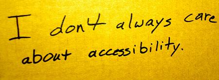 Accessibility seo