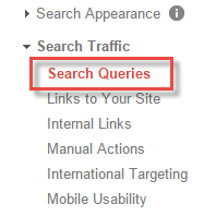 GWT Search Queires