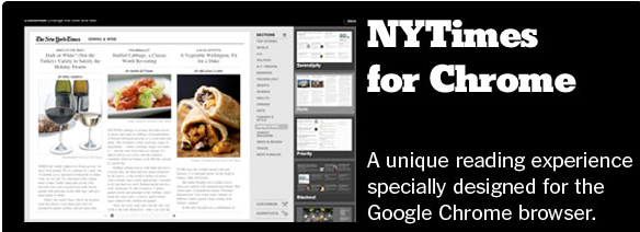 NYTimes for Chrome