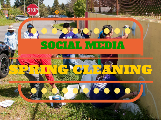 social-media-spring-cleaning