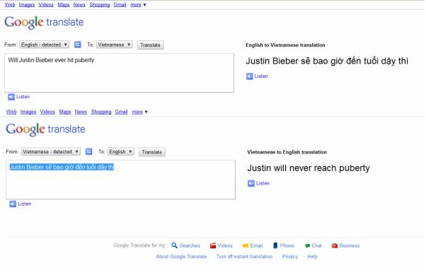 English To Italian Translator Google: 10 Inexplicable Google Translate Fails