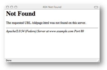 How to use PHP to capture essential Information on 404 Error Page ...