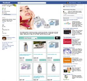 NaturalCare.net Facebook Store