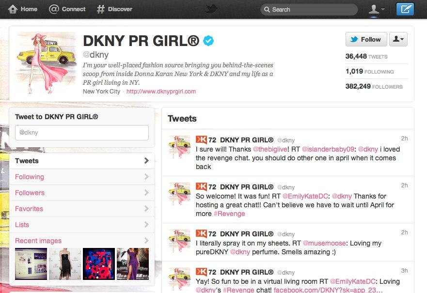 DKNY PR GIRL® (dkny) on Twitter