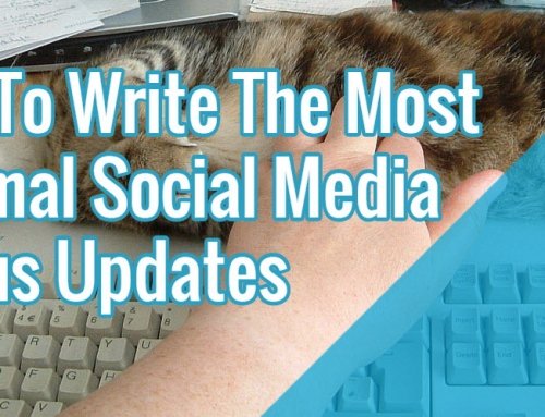 How To Write The Most Optimal Social Media Status Updates