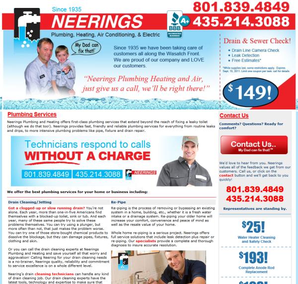 Neerings Plumbing