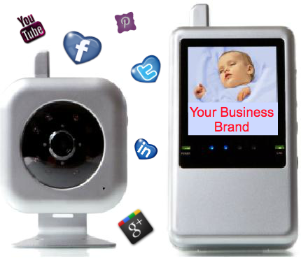 Online listening is like the baby monitor in your brand's social media marketing plan