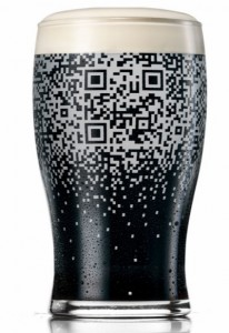 Guinness QR Code | 5 Crazy QR Code Uses
