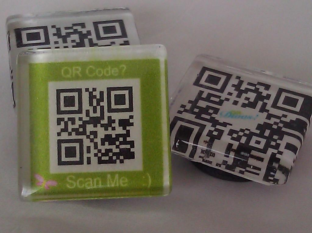 5 Crazy QR Code Uses!