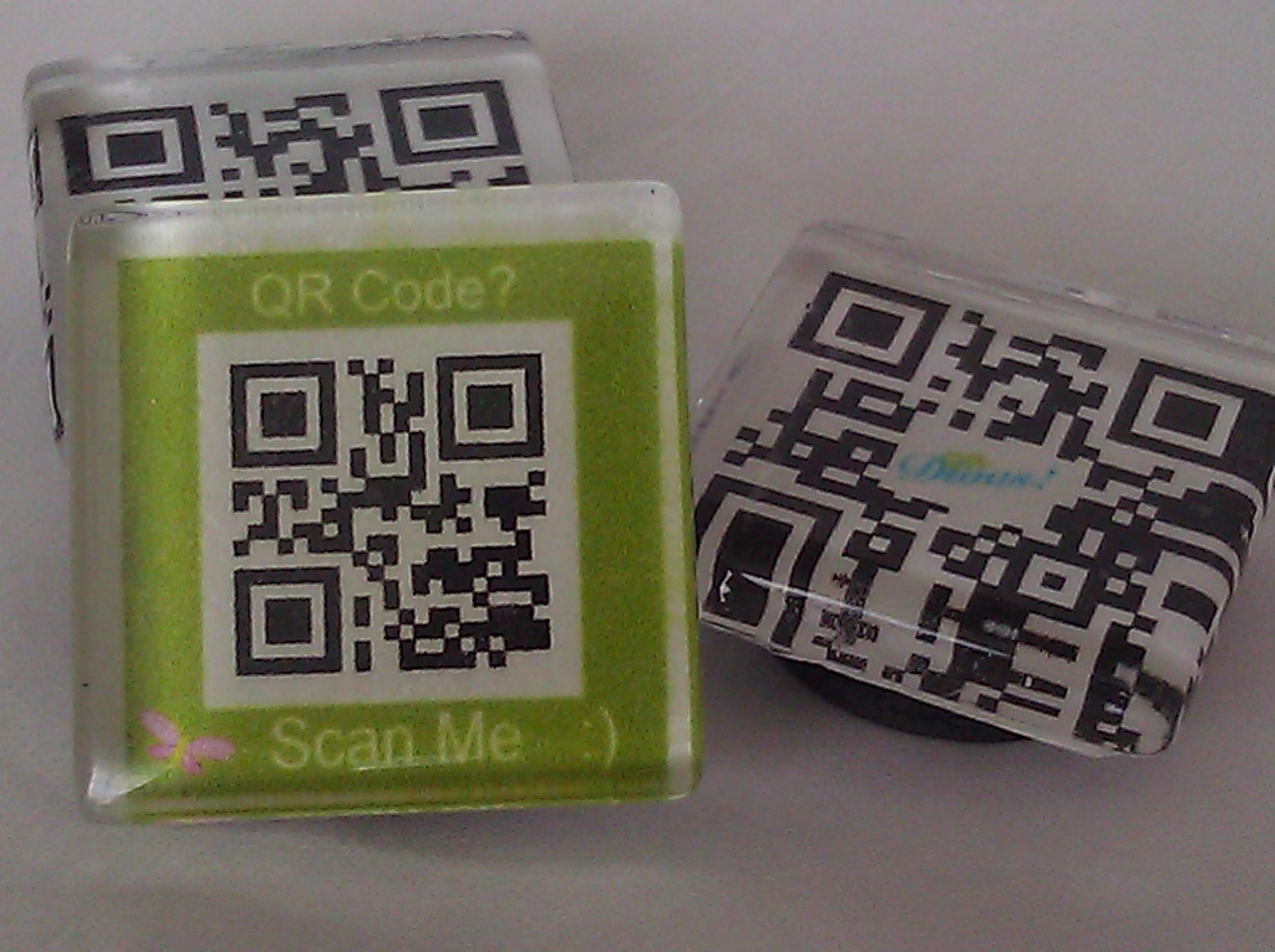 QR Code Magnets | 5 Crazy QR Code Uses