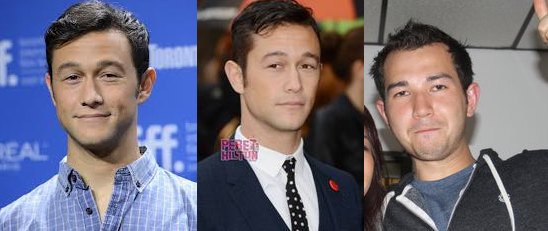 Nick and Joseph Gordon Levitt