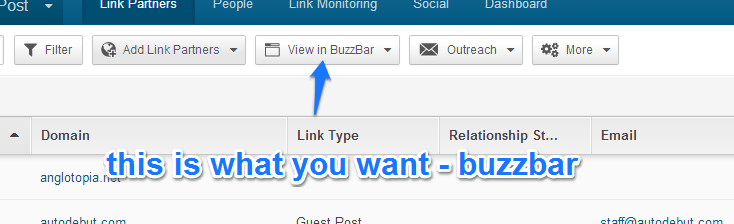 choose buzzbar
