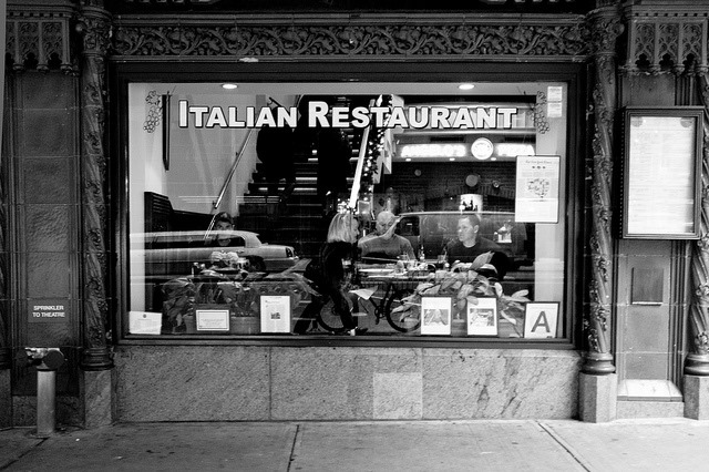 How to do seo for restaurants local business blueprint for The local italian menu