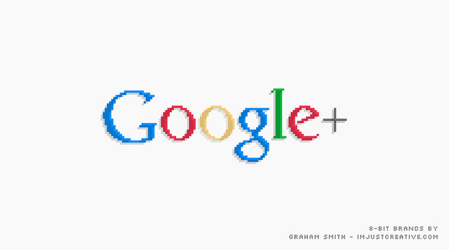 Google Plus 8 Bits
