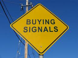 buying signals