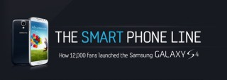 Samsung The Smart Phone Line