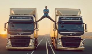 Van Damme Epic Splits