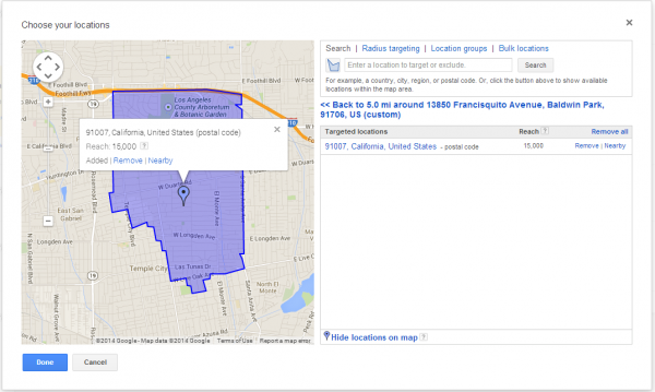 AdWords-Targeting-Zip-Code