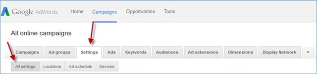 how to see preview of adwords ad