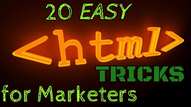 basic-html-tricks