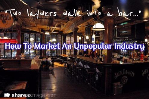 market-unpopular-industry