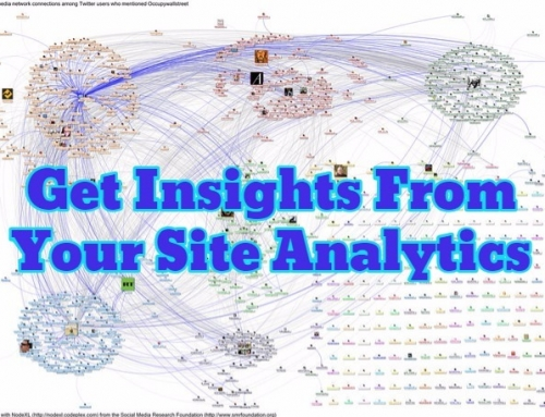 Get Insights From Your Site Analytics