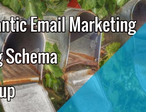 Semantic Email Marketing Using Schema Markup