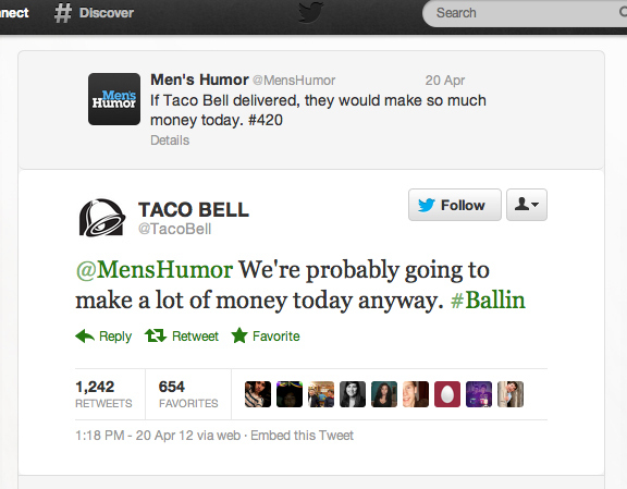Taco Bell: Develop Killer Social Media Customer Service