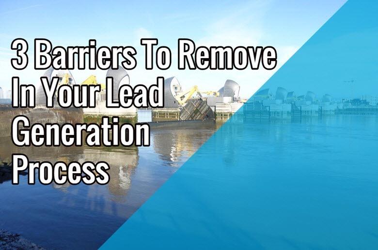 barriers-lead-generation