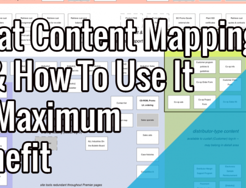 What Content Mapping Is & How To Use It To Maximum Benefit