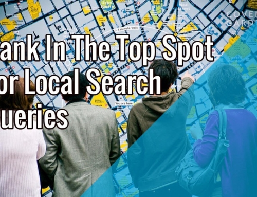 Rank In The Top Spot For Local Search Queries