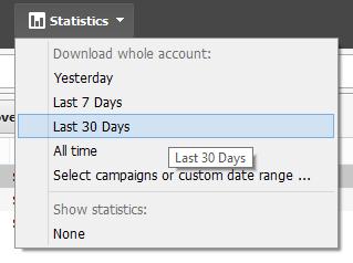 AWE-Stats