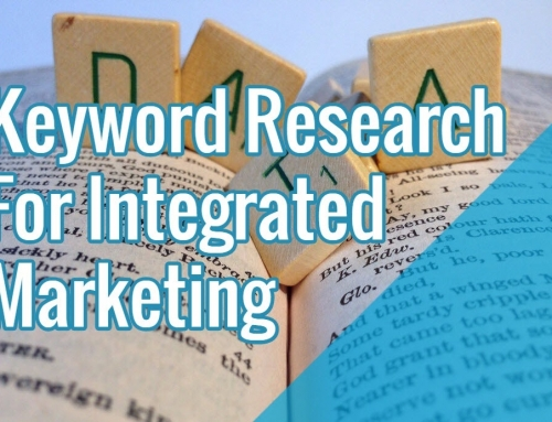 How To Do Keyword Research For Integrated Marketing