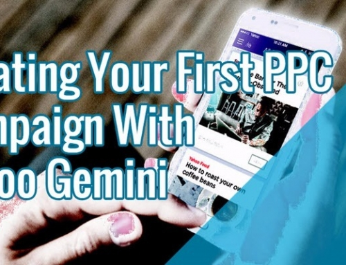 Creating Your First Campaign In Yahoo Gemini PPC