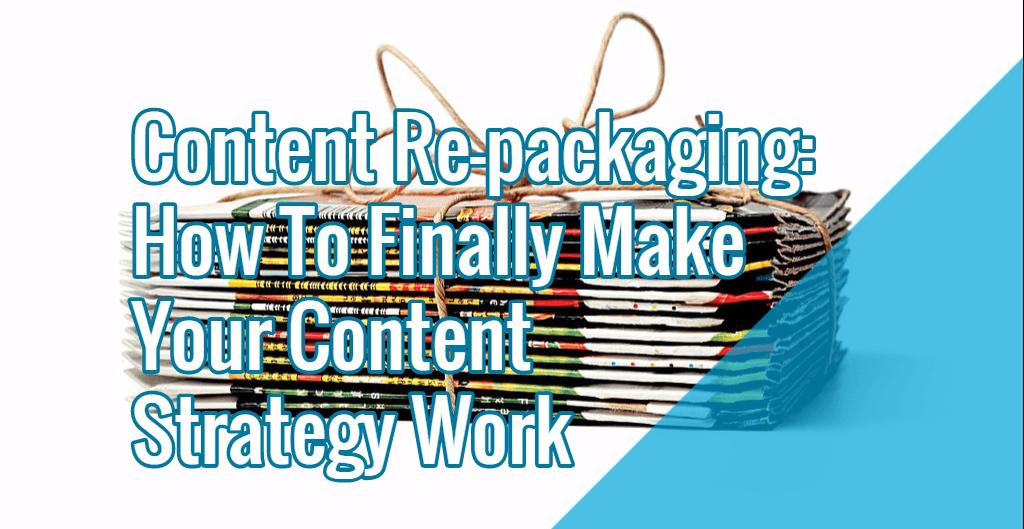 content-repackaging