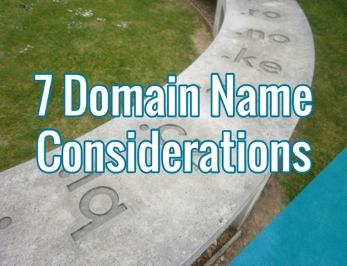 7 Domain Name Considerations