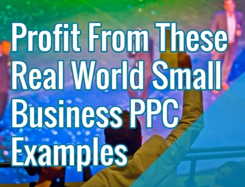 Profit From These Real World Small Business PPC Examples
