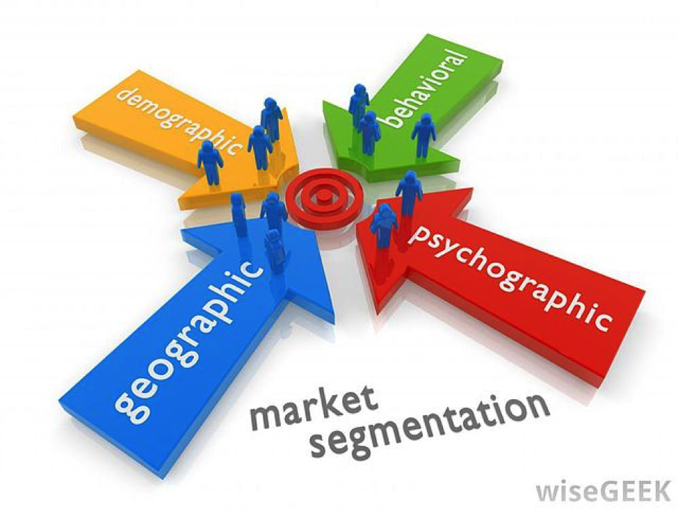 market segmentation target marketing and positioning of lux