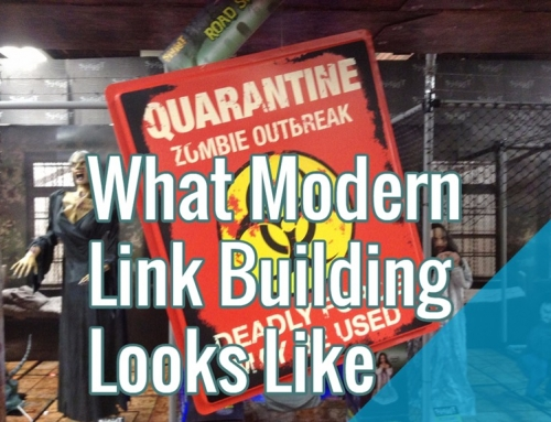 What Does Link Building In 2016 Look Like?