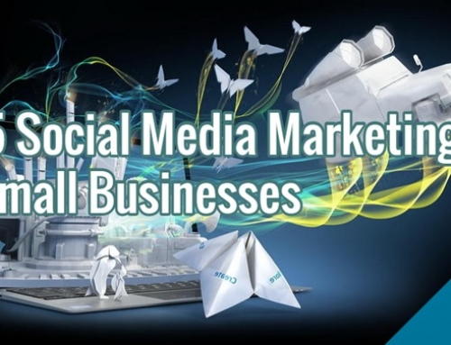 Top 5 Social Media Marketing Tips For Small Businesses