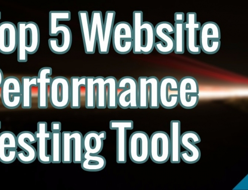 Top 5 Website Performance Testing Tools
