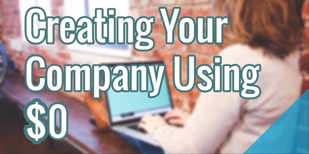 Creating Your Company Using $0