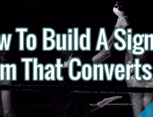 How To Build A Signup Form That Converts