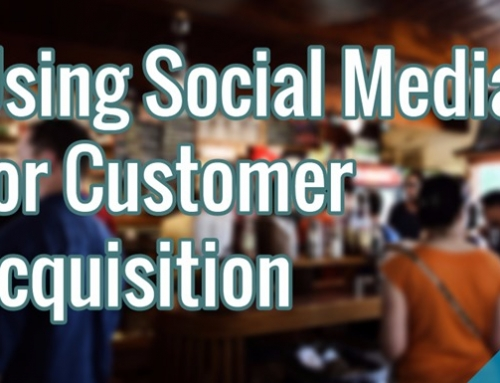 Social Media For Customer Acquisition