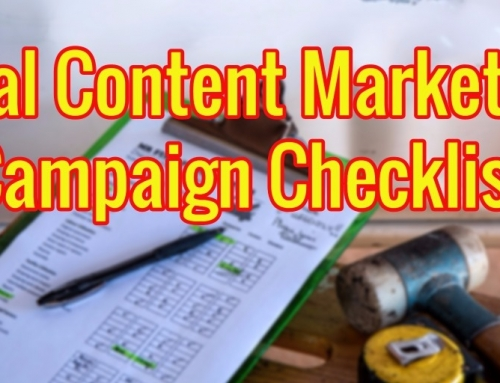 Viral Content Marketing Campaign Checklist