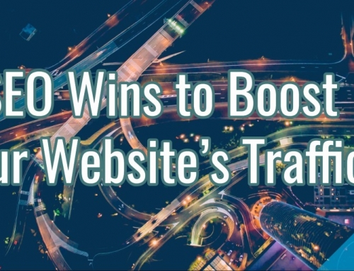 5 SEO Wins to Boost Your Website's Traffic