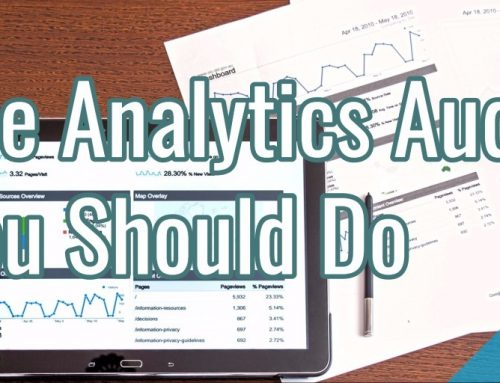 The Analytics Audit You Should Do