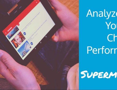 Analyze Your YouTube Channel Performance Using Supermetrics